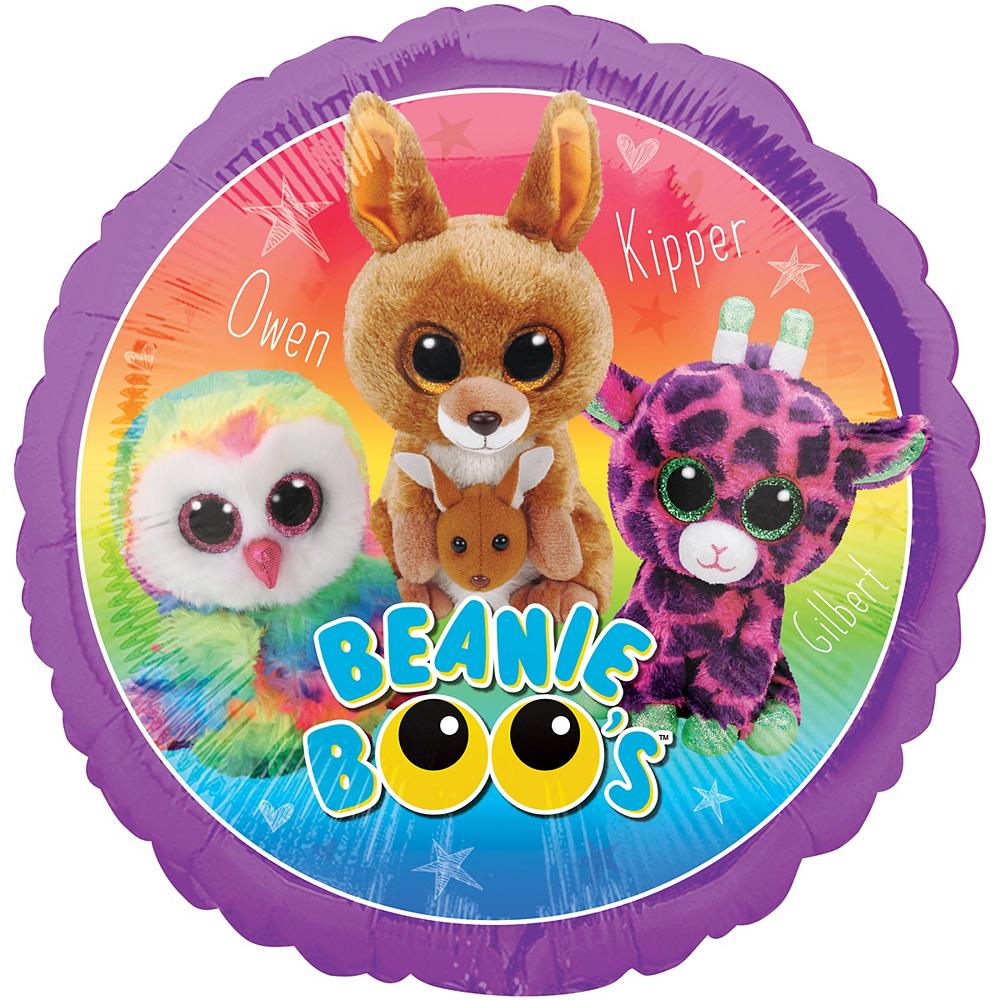 Beanie Boos Balloon Image #2