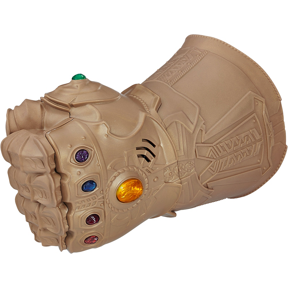 Child Light-Up Thanos Infinity Gauntlet with Sound Effects - Avengers: Infinity War Image #1