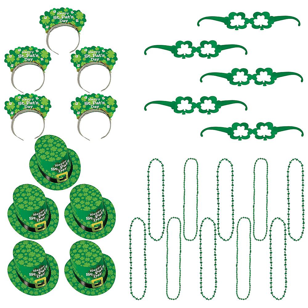 St. Patrick's Day Wearables Kit 25pc Image #1