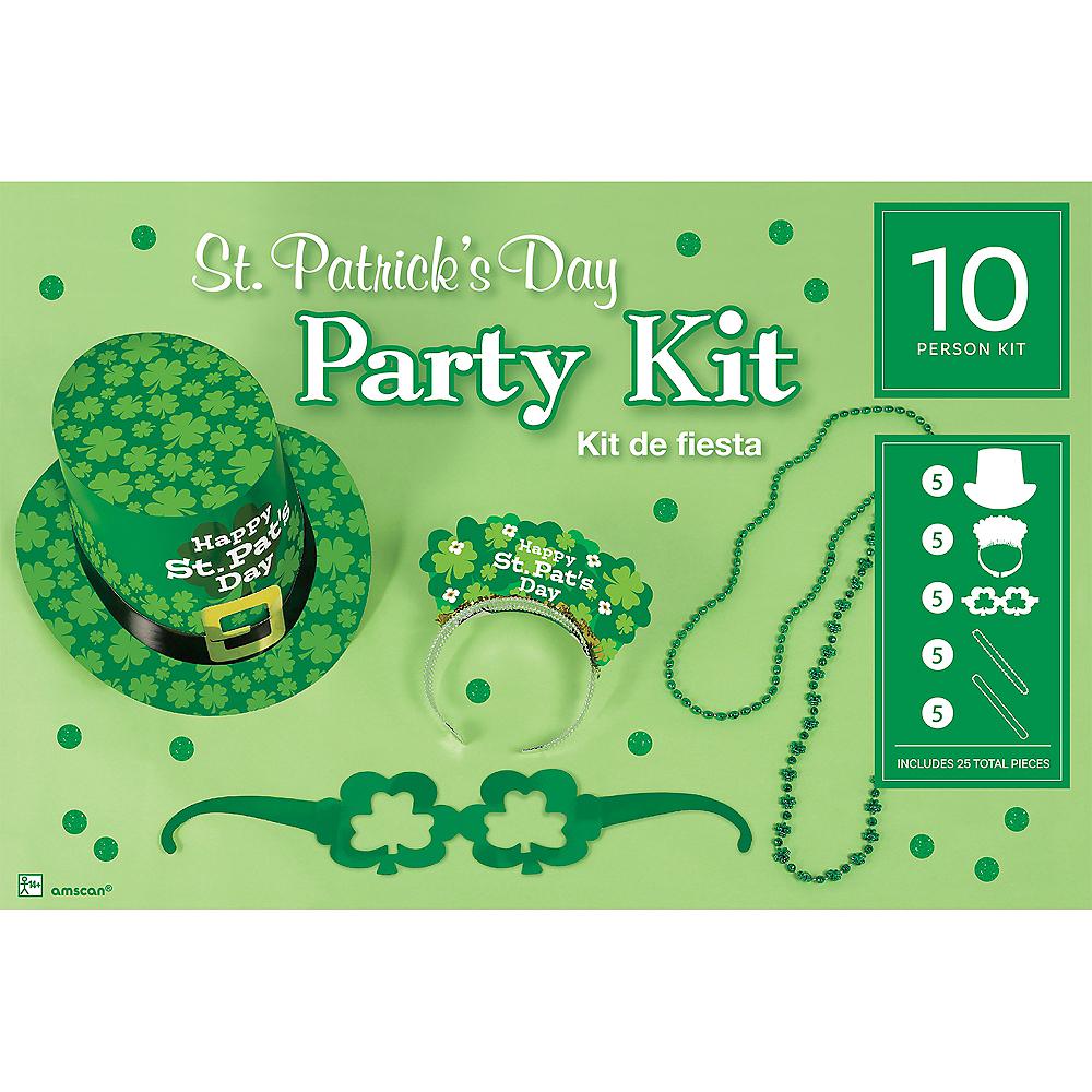 St. Patrick's Day Wearables Kit 25pc Image #2