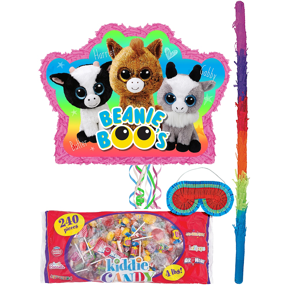 Beanie Boos Pinata Kit Image #1