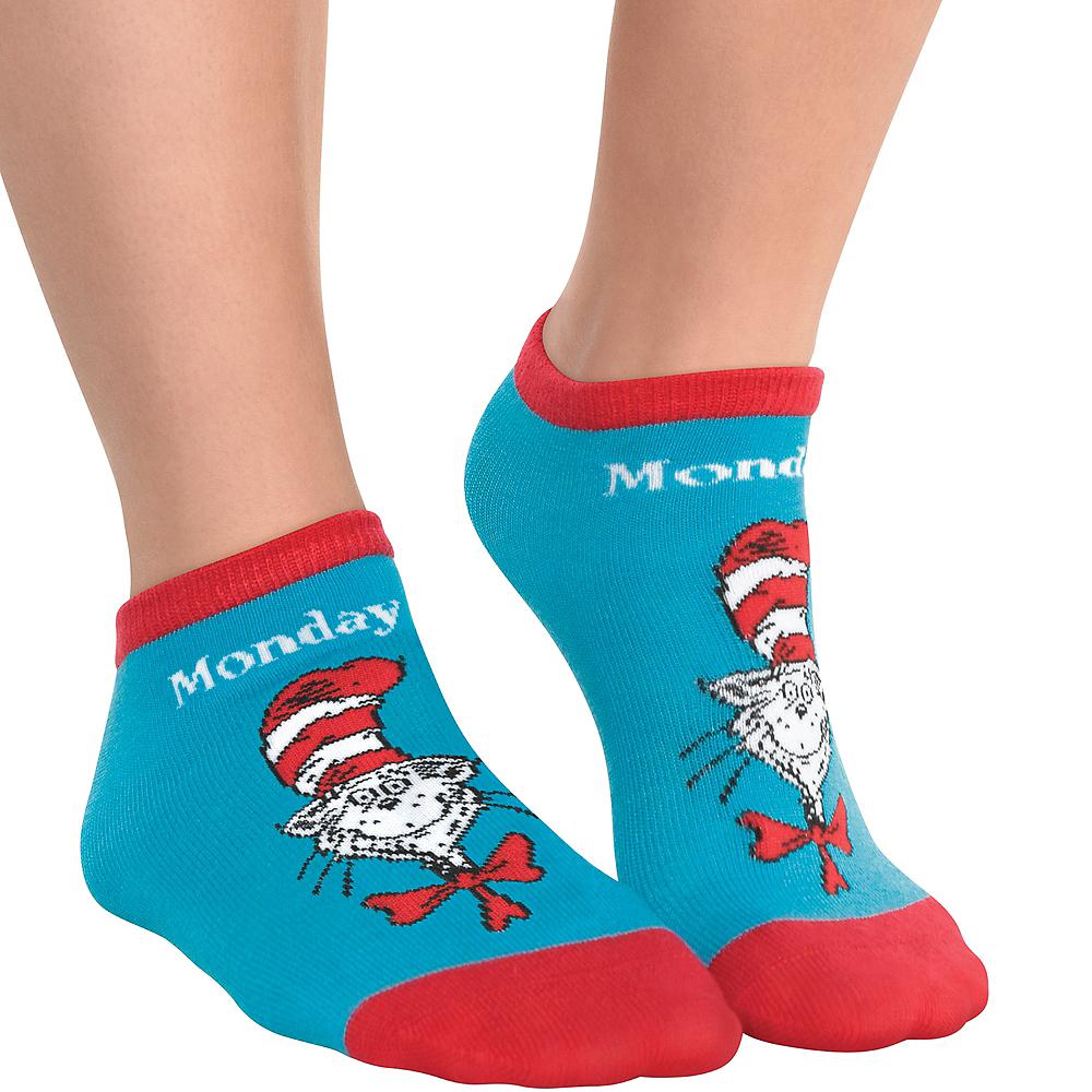 Child Dr. Seuss Socks 5ct Image #2