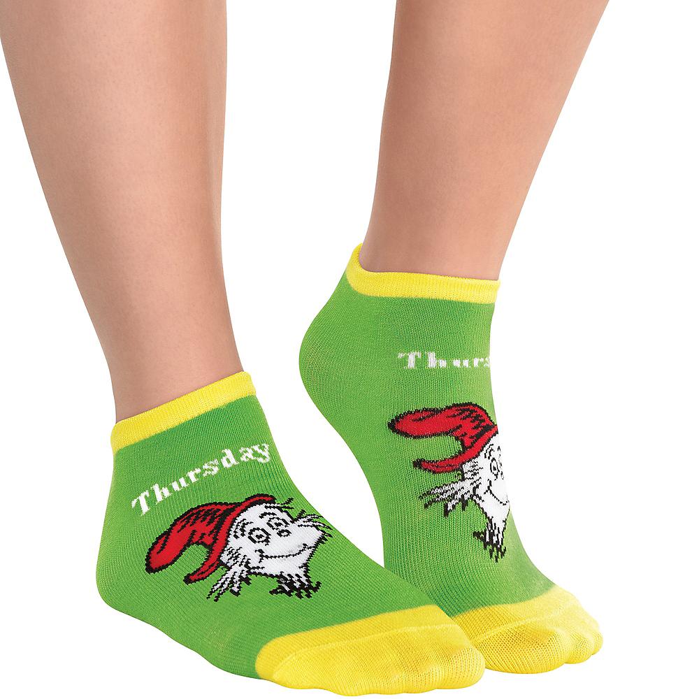 Child Dr. Seuss Socks 5ct Image #3