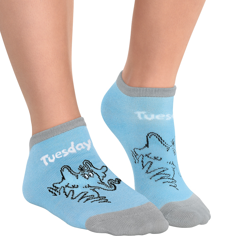 Child Dr. Seuss Socks 5ct Image #4