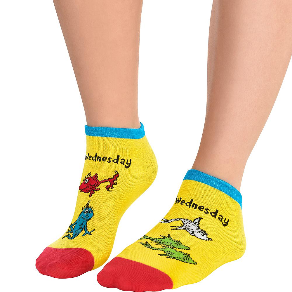 Child Dr. Seuss Socks 5ct Image #5