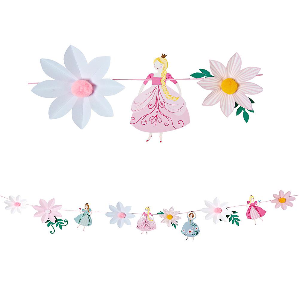 Pink Princess Party Banner Image #1
