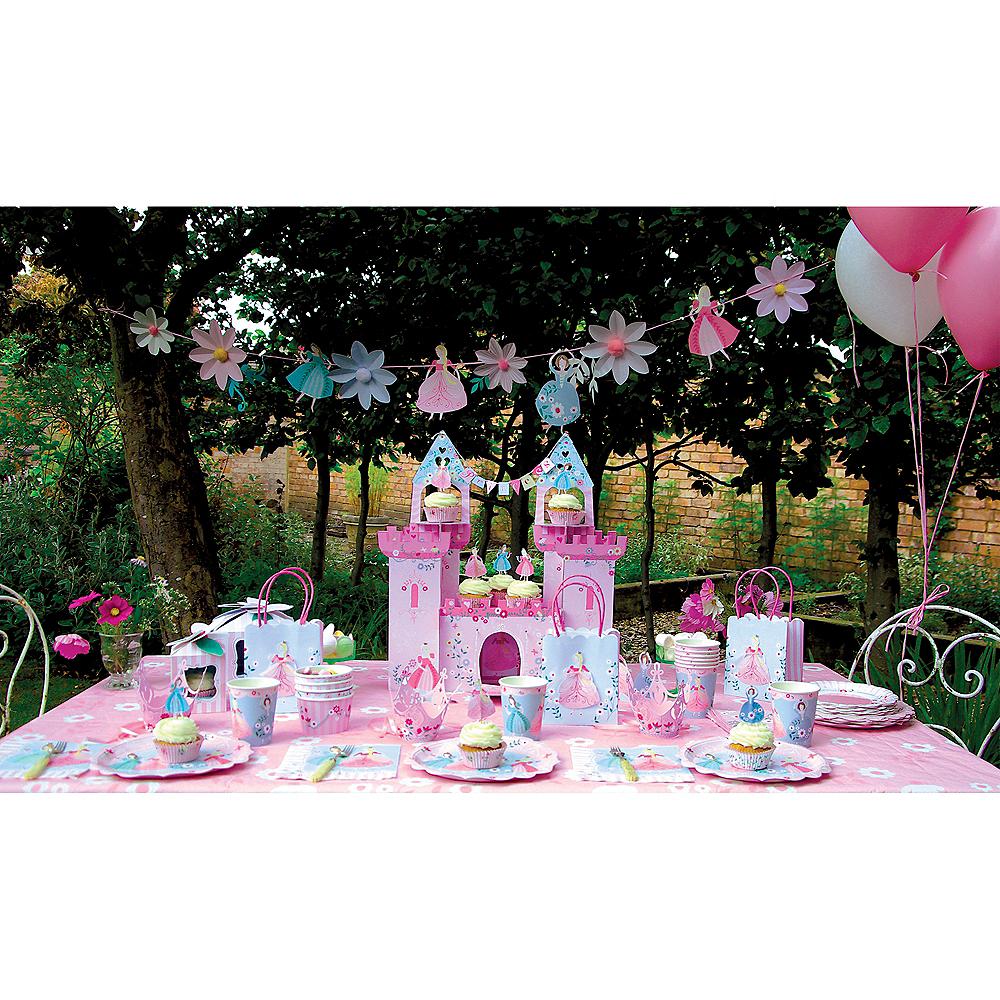 Pink Princess Party Banner Image #2