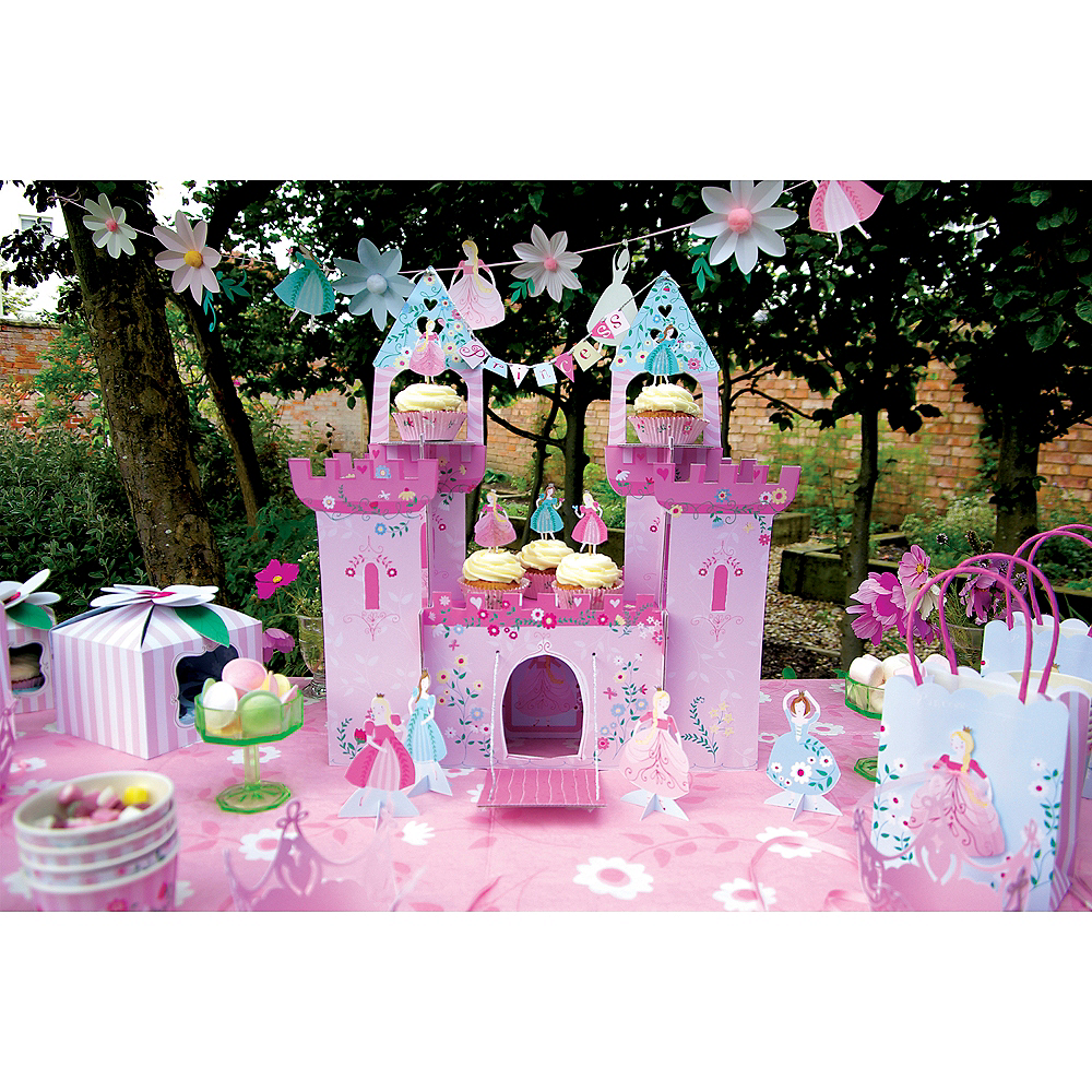 Pink Princess Table Cover Image #2