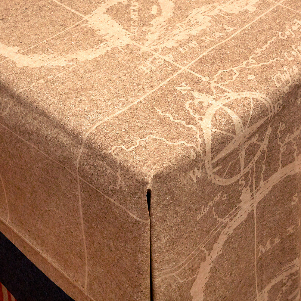 Pirate Treasure Map Paper Table Cover Image #1