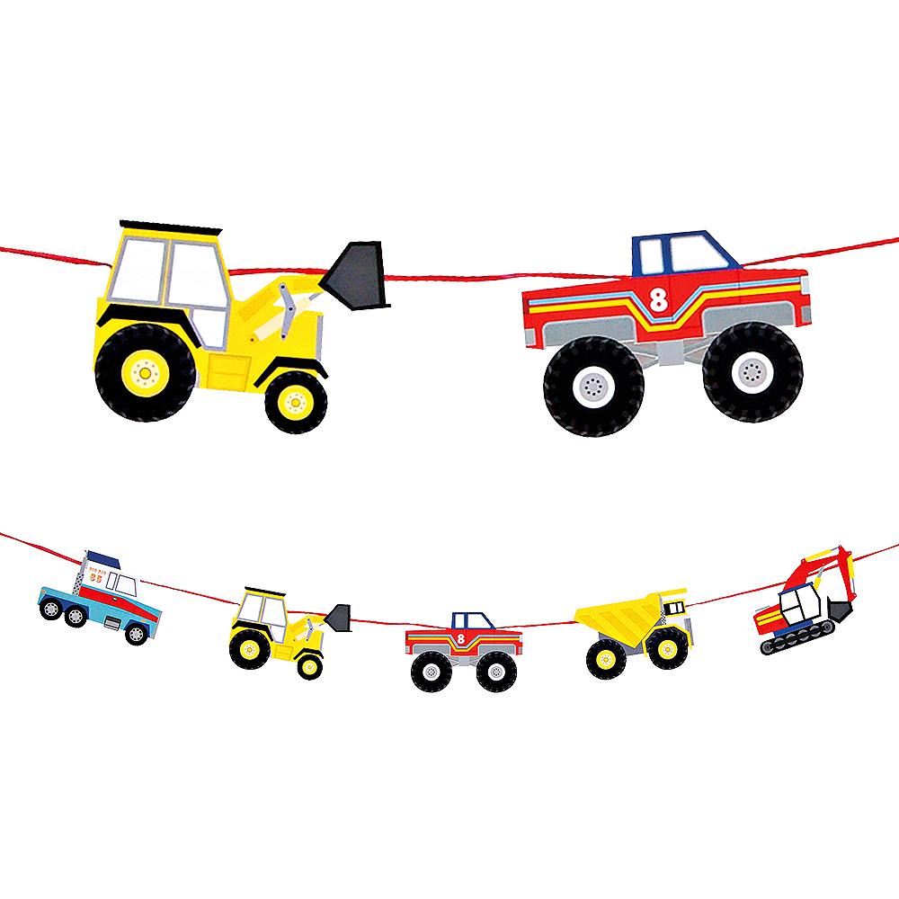 Big Rig Truck Banner Image #1