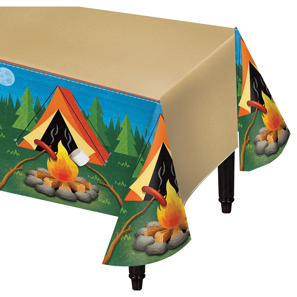 Camping Tableware Party Kit for 24 Guests Image #8