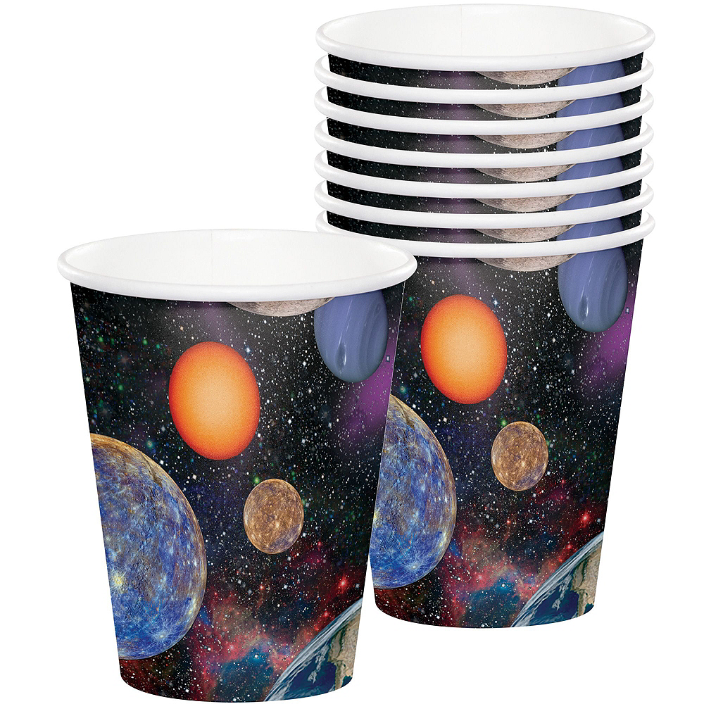 Super Space Blast Party Kit for 24 Guests Image #6