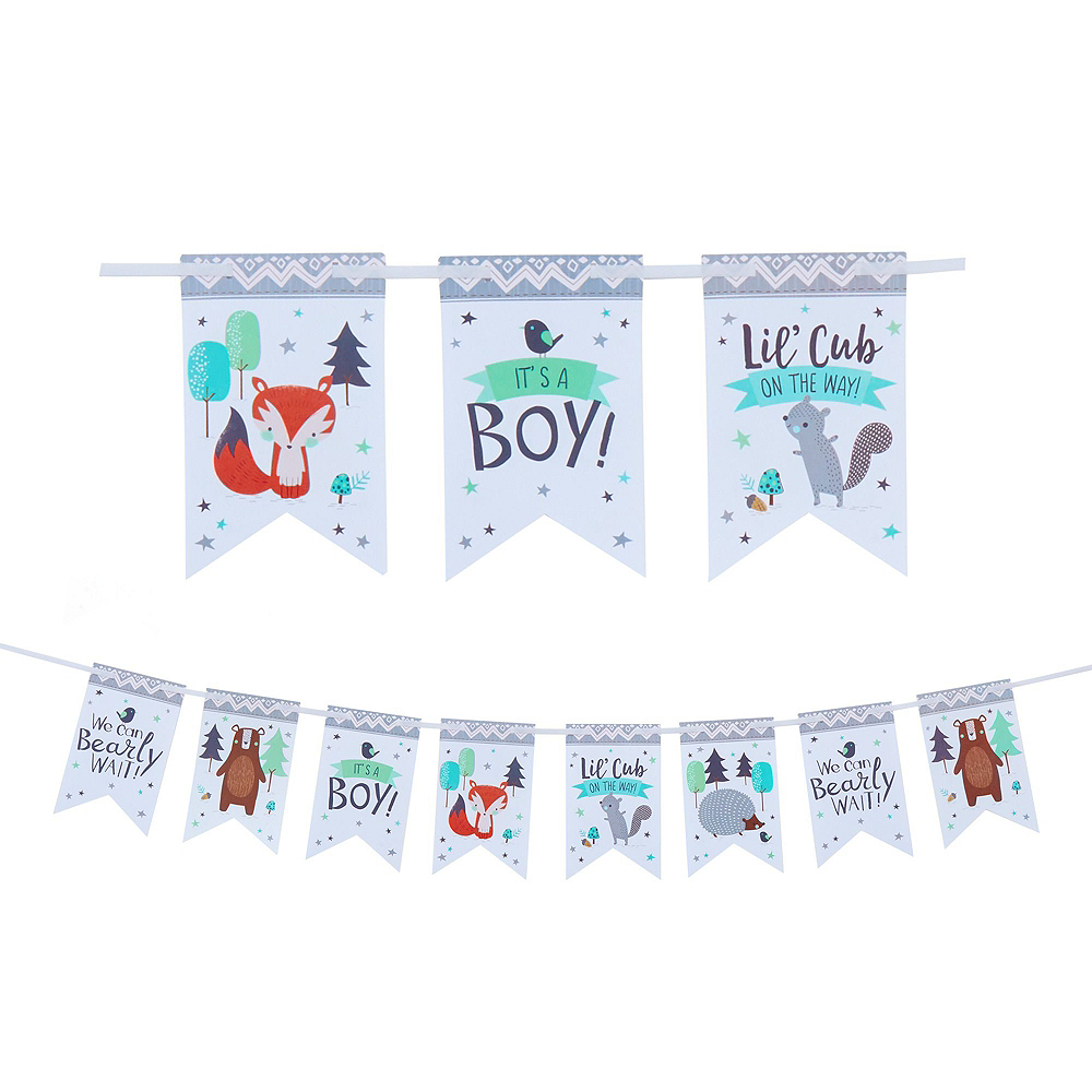 Can Bearly Wait Baby Shower Kit for 16 Guests Image #9