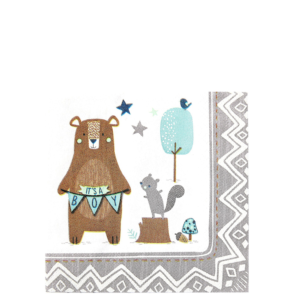 Ultimate Can Bearly Wait Baby Shower Kit for 32 Guests Image #4