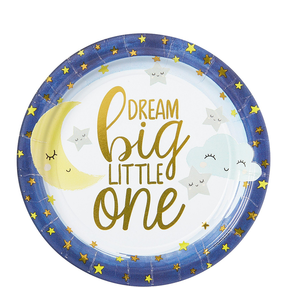 Twinkle Twinkle Little Star Baby Shower Kit for 32 Guests Image #2