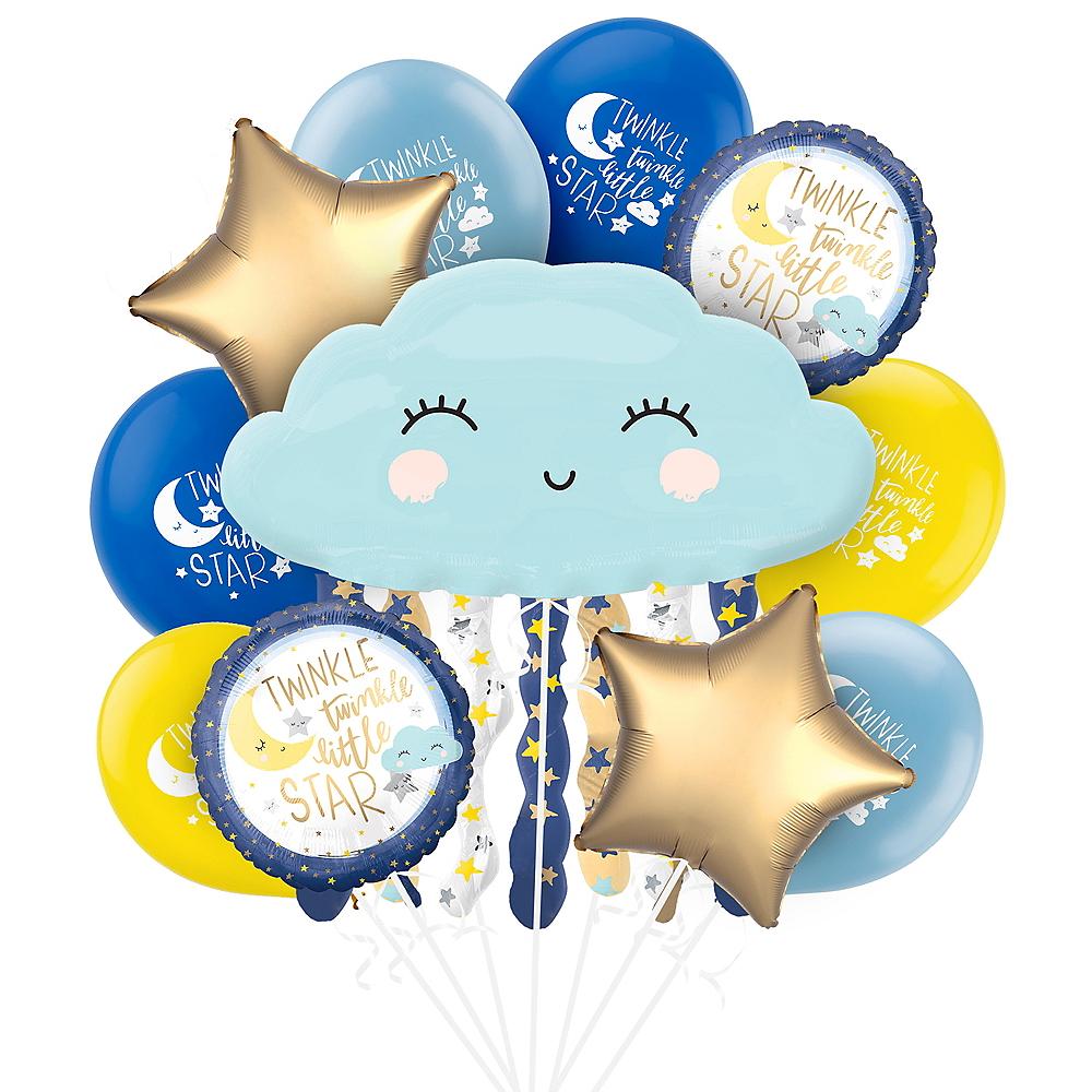 Twinkle Twinkle Little Star Baby Shower Balloon Kit Image #1