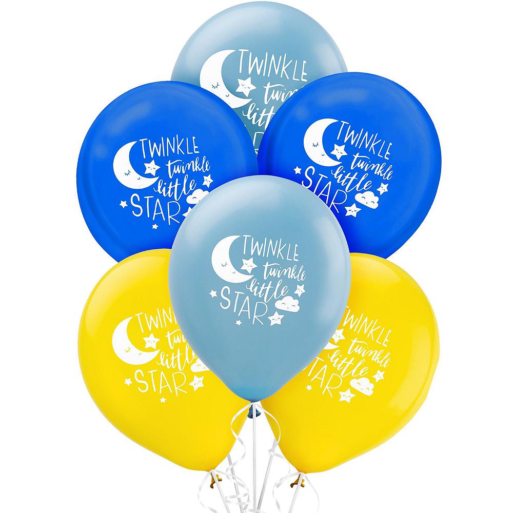 Twinkle Twinkle Little Star Baby Shower Balloon Kit Image #2