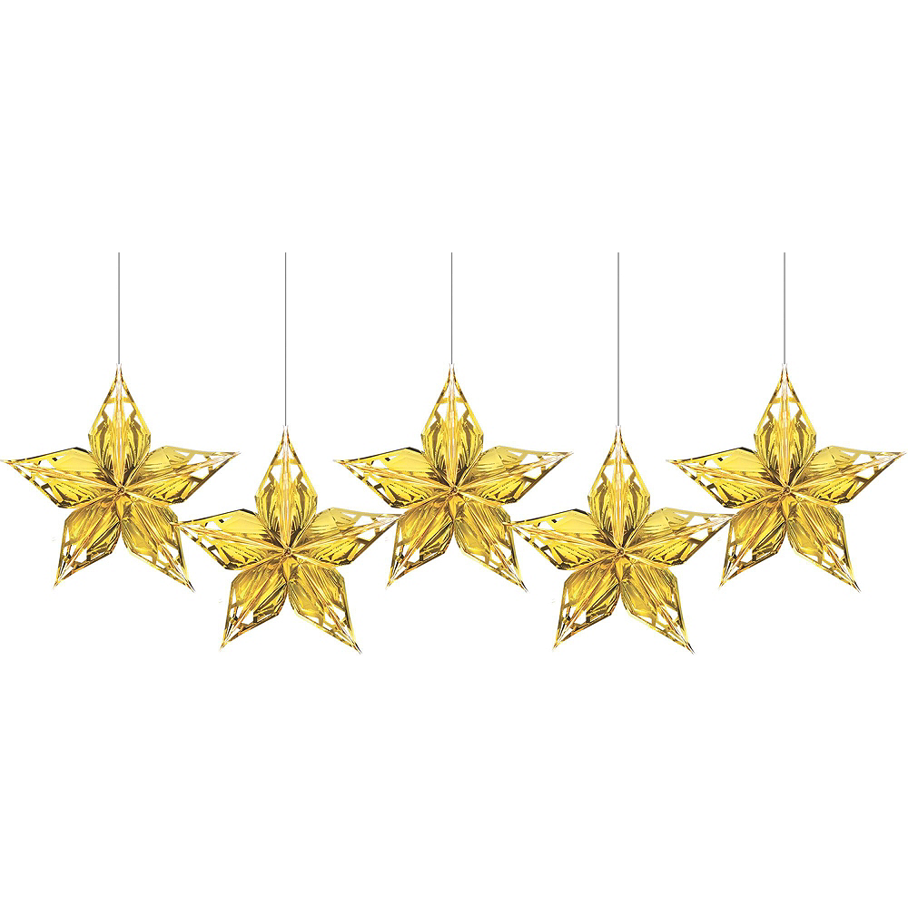 Twinkle Twinkle Little Star Baby Shower Decorating Kit Image #3