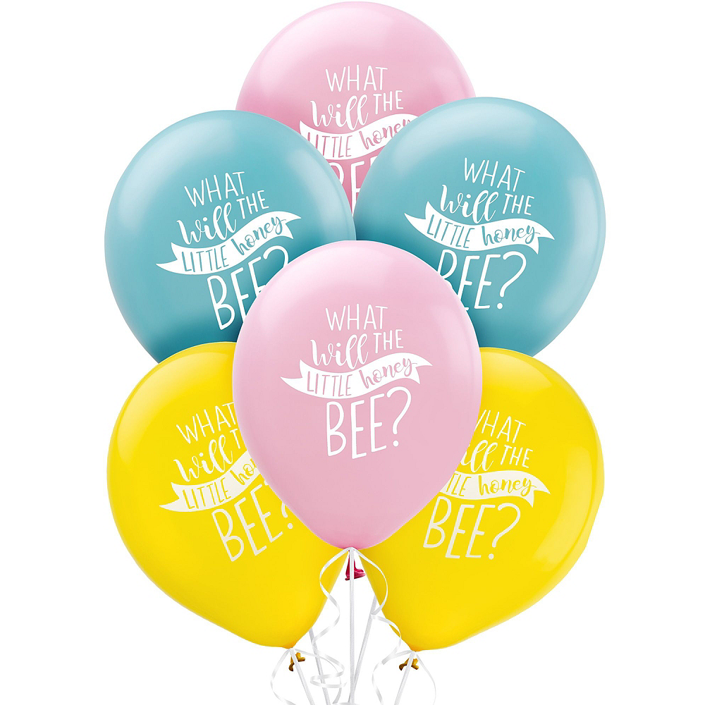 Ultimate Little Honey Bee Gender Reveal Party Kit for 32 Guests Image #12