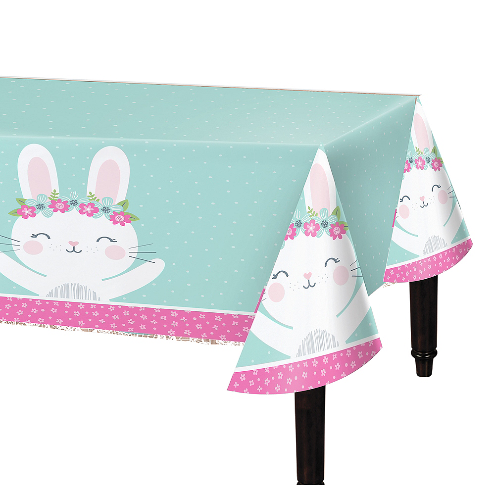 Some Bunny Table Cover Image #1