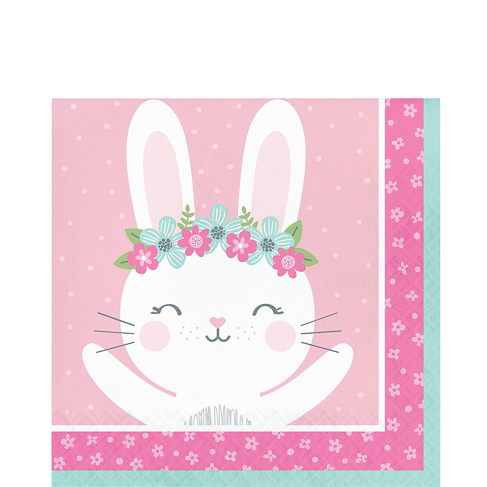 Nav Item for Some Bunny Lunch Napkins 16ct Image #1