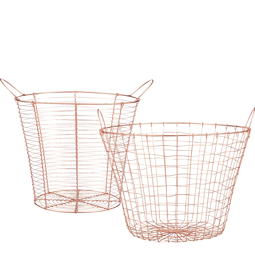 Nested Wire Baskets 6ct Image #1