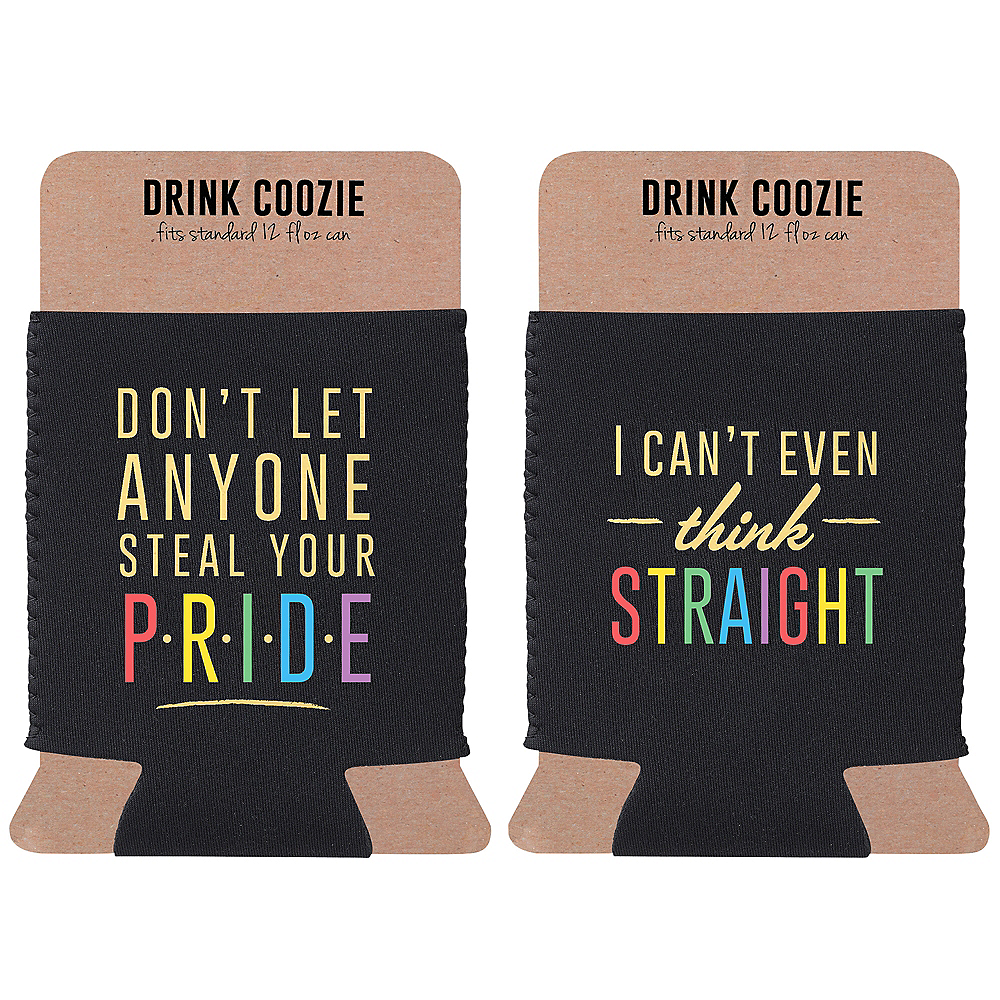 Pride Drink Coozie Image #2