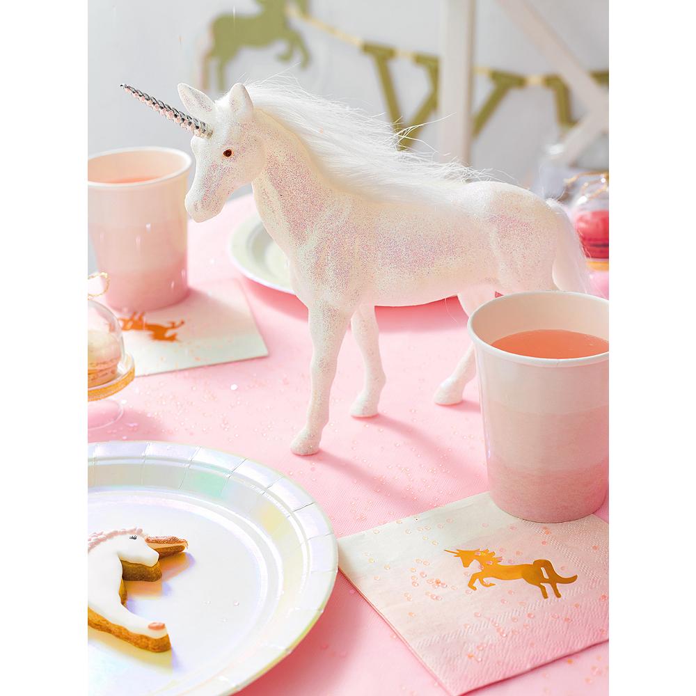 Glitter Unicorn Decoration Image #2