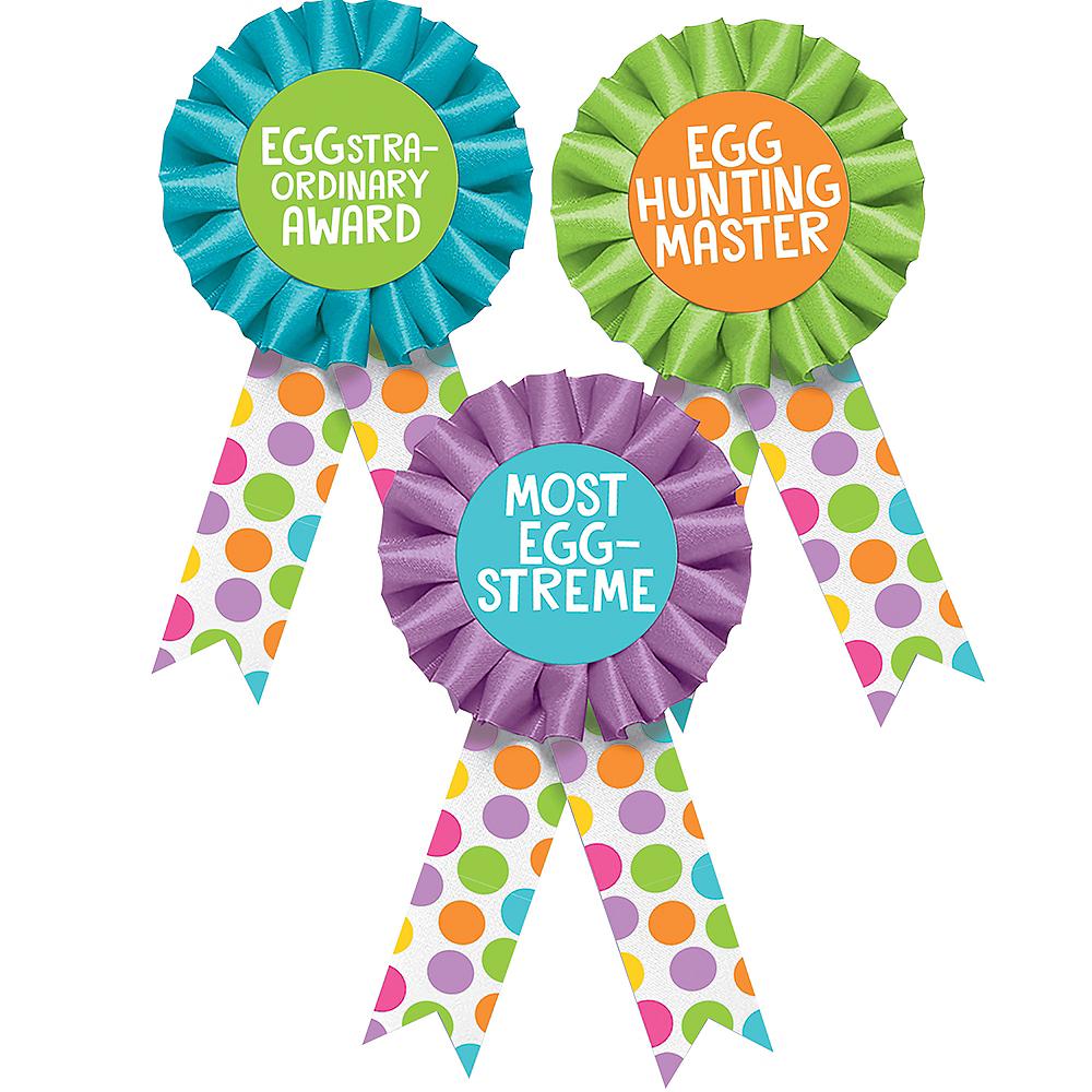Easter Award Ribbons 3ct Image #1