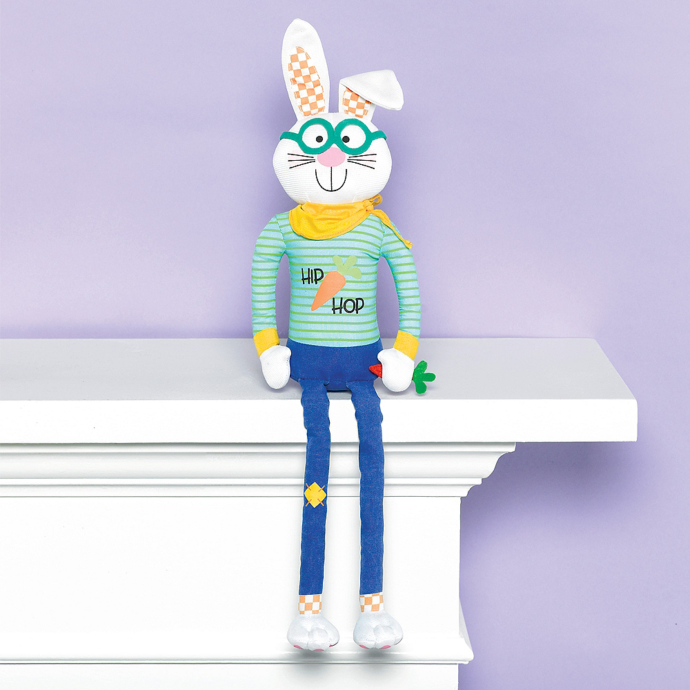 Sitting Easter Bunny Decoration Image #1