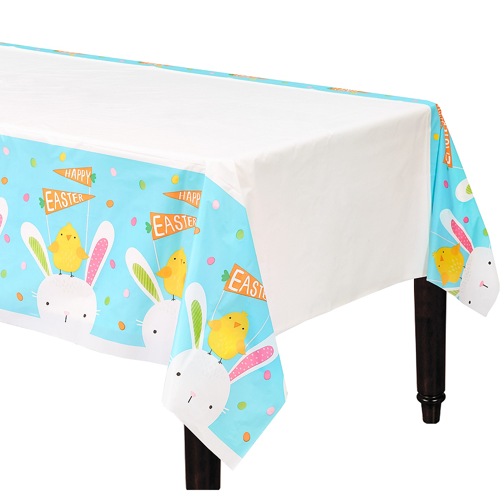 Hello Bunny Table Cover Image #1