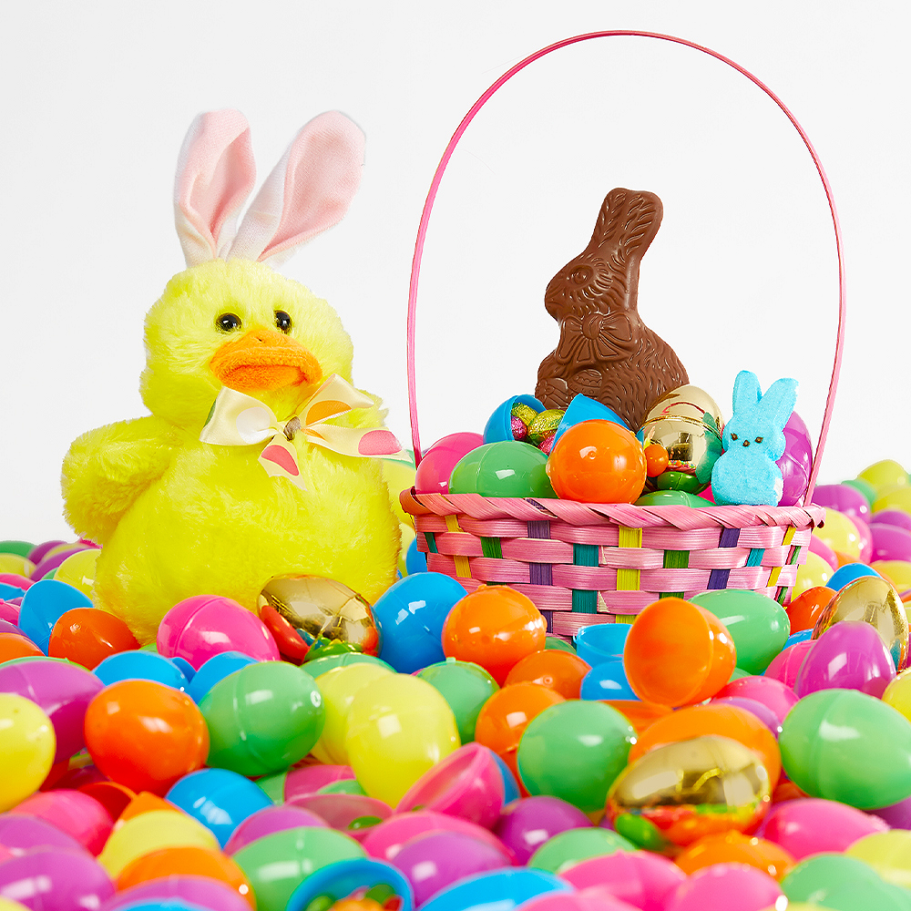 Nav Item for Multi-Colored Fillable Easter Eggs 250ct Image #4