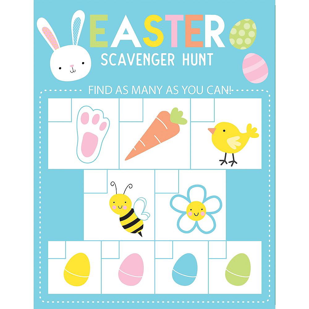Easter Egg Scavenger Hunt Kit 64pc Image #2