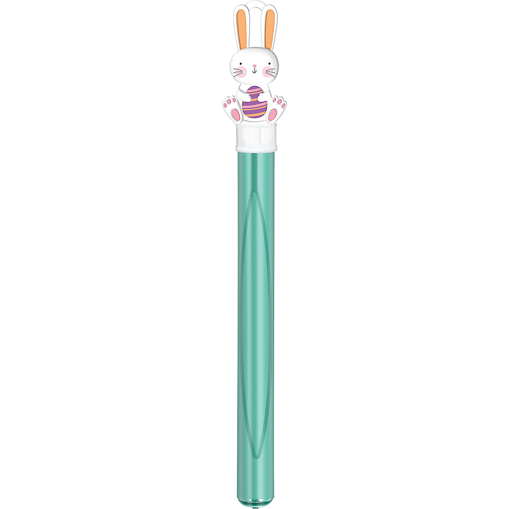 Easter Bunny Bubble Wand Image #1