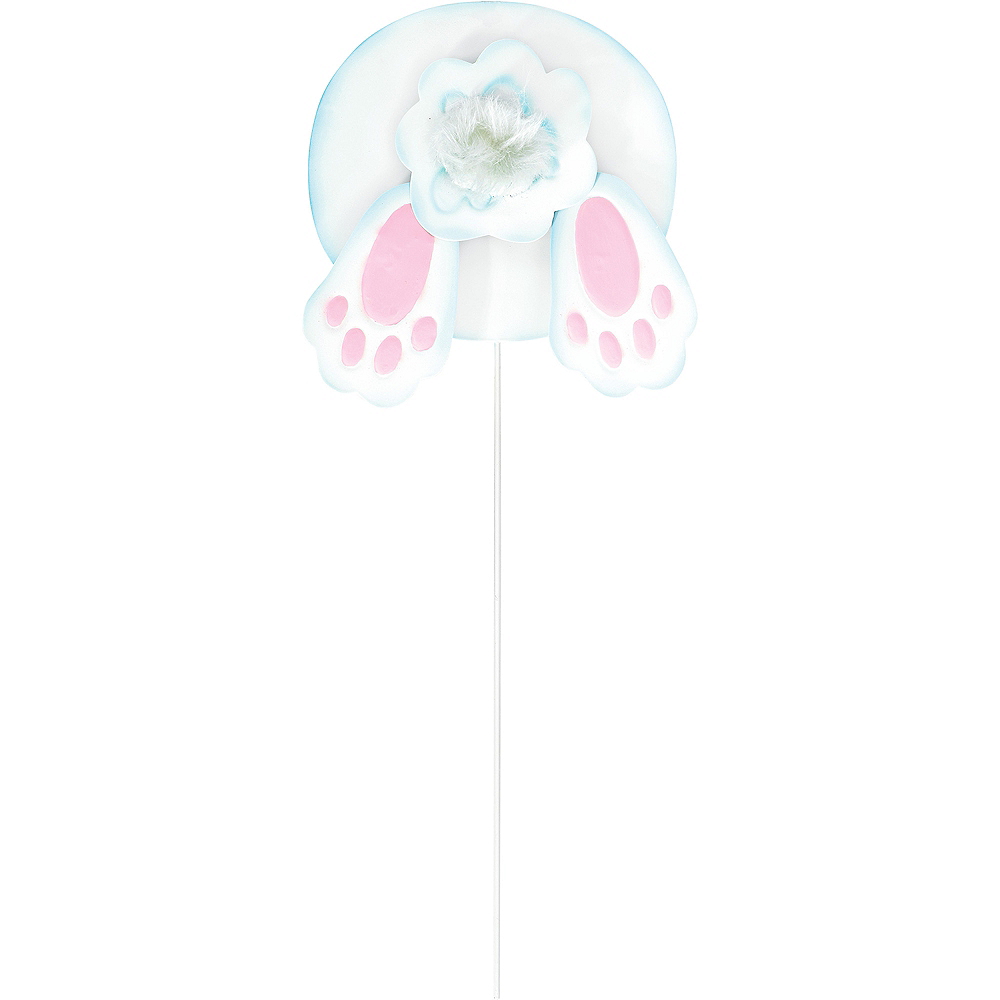 Nav Item for Cotton Tail Bunny Yard Stake Image #1