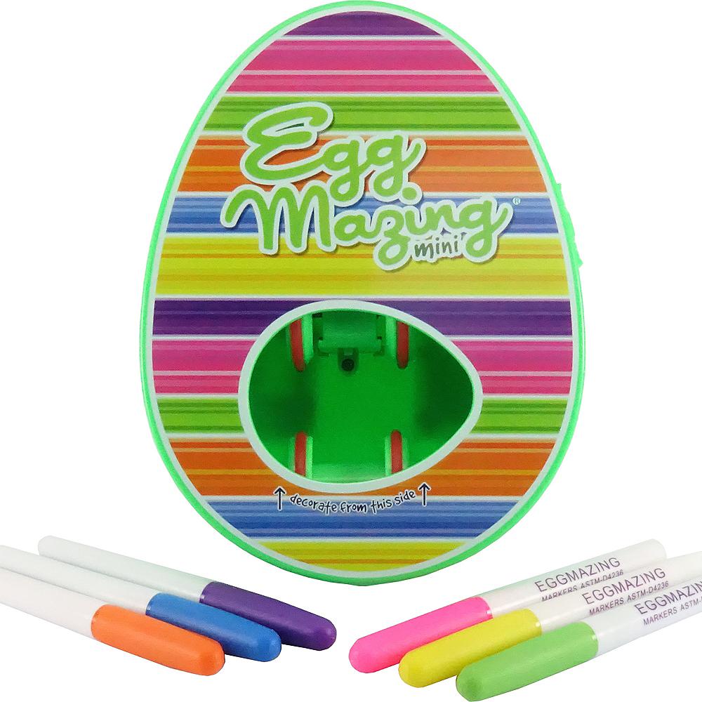 Mini EggMazing Easter Egg Decorating Kit 7pc Image #1
