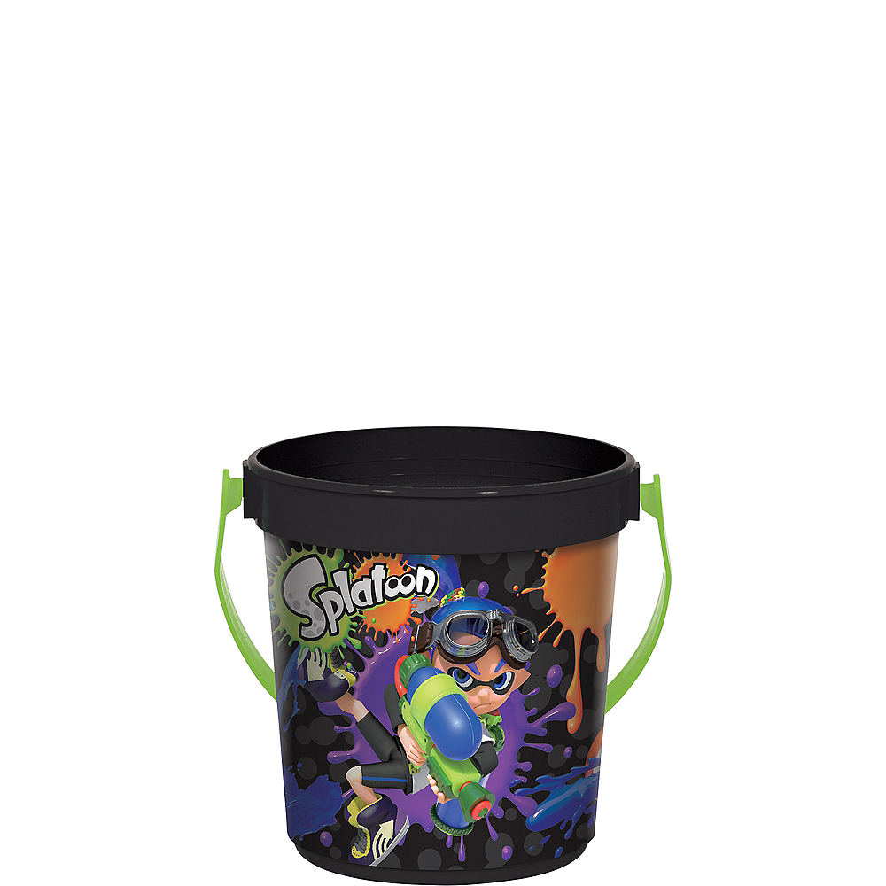 Splatoon Treat Bucket Image #1