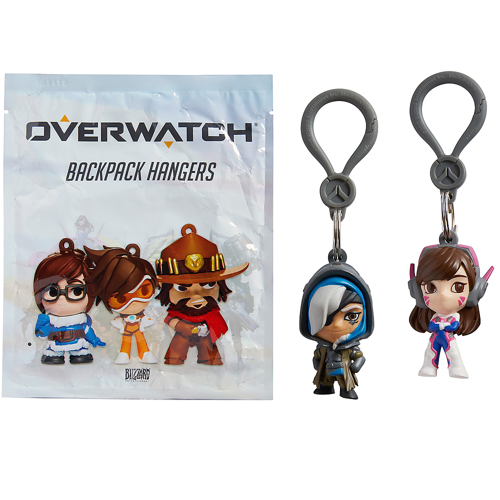 Clip-On Overwatch Backpack Hanger Mystery Pack Image #1