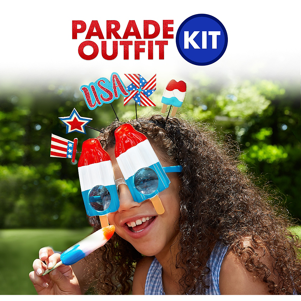 4th of July Parade Outfit Kit Image #1