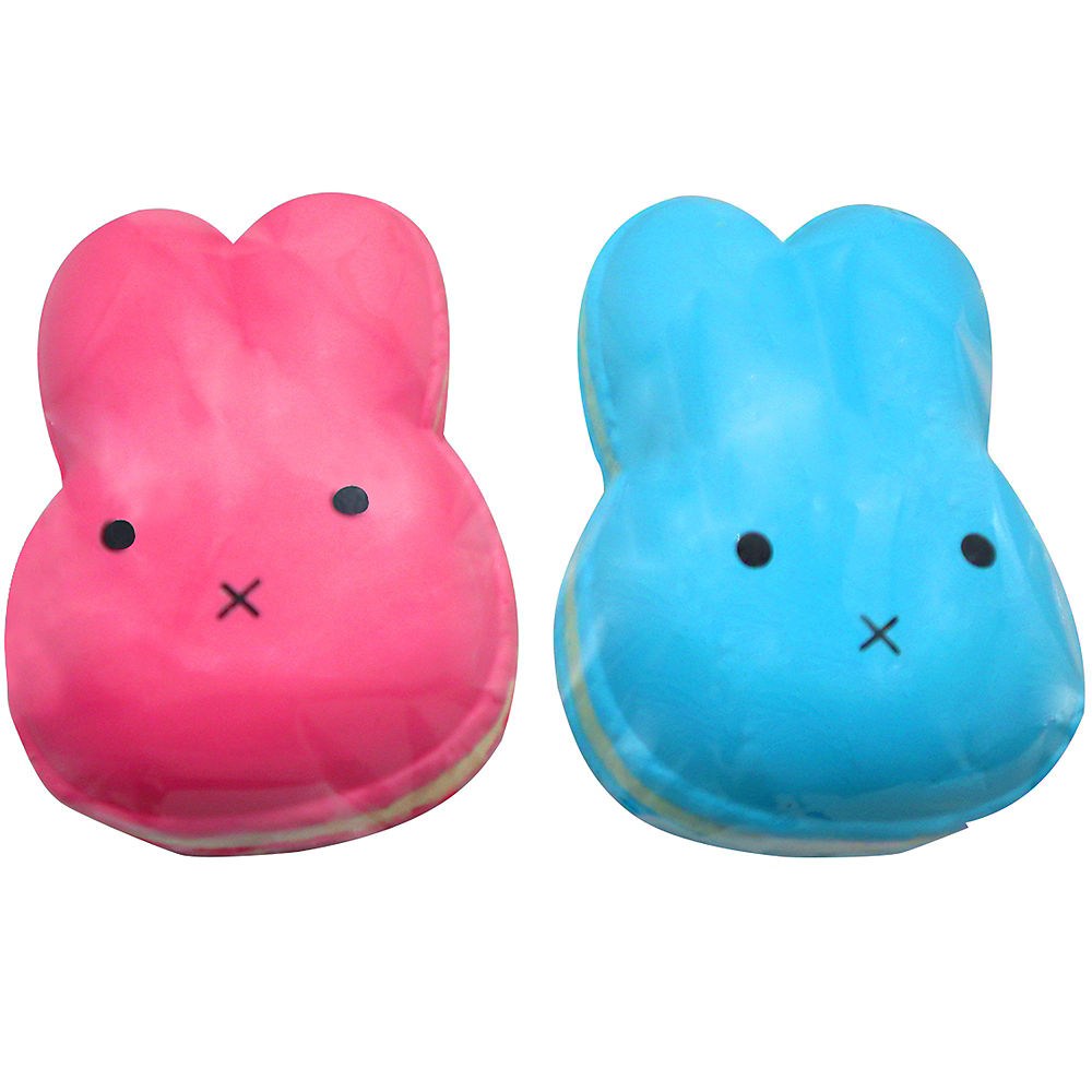 Squishy Bunny Foam Toy Image #1