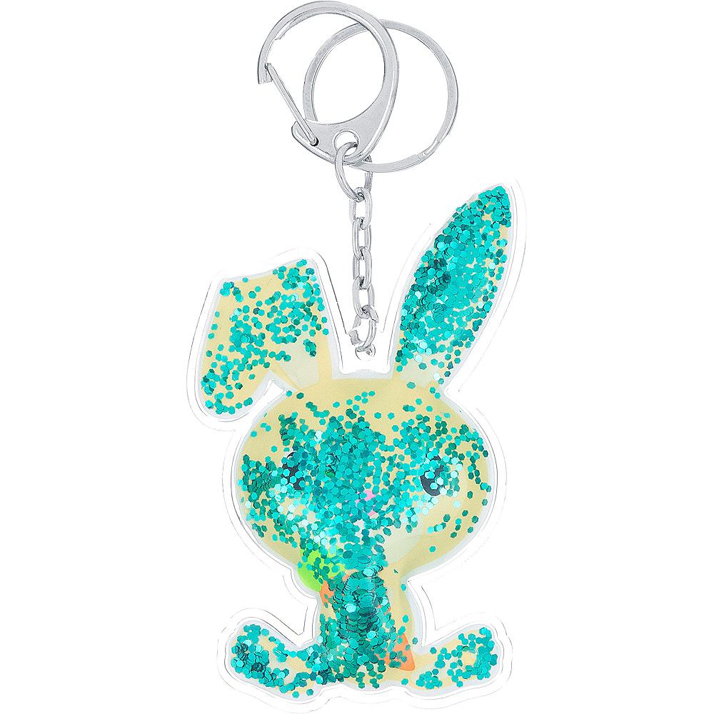 Confetti Shake Bunny Keychain Image #1