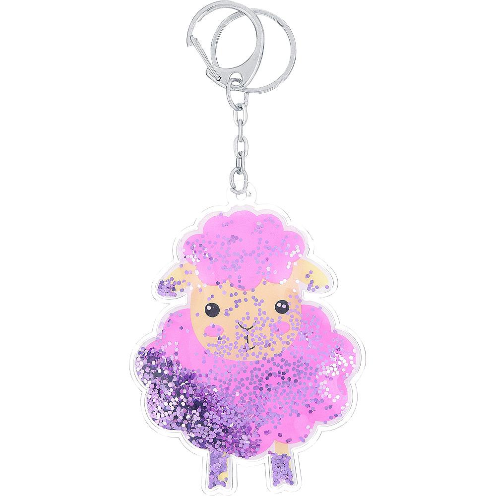 Confetti Shake Lamb Keychain Image #1