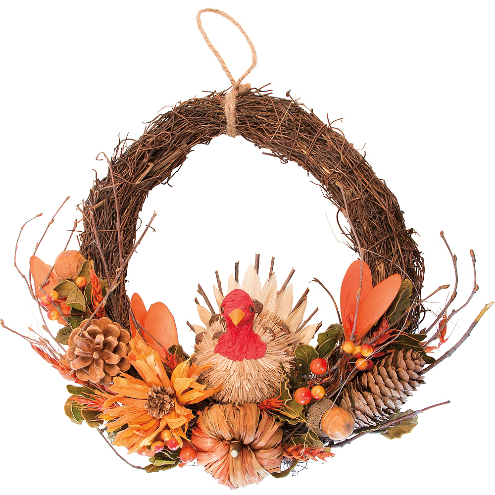 Turkey Wreath Image #1