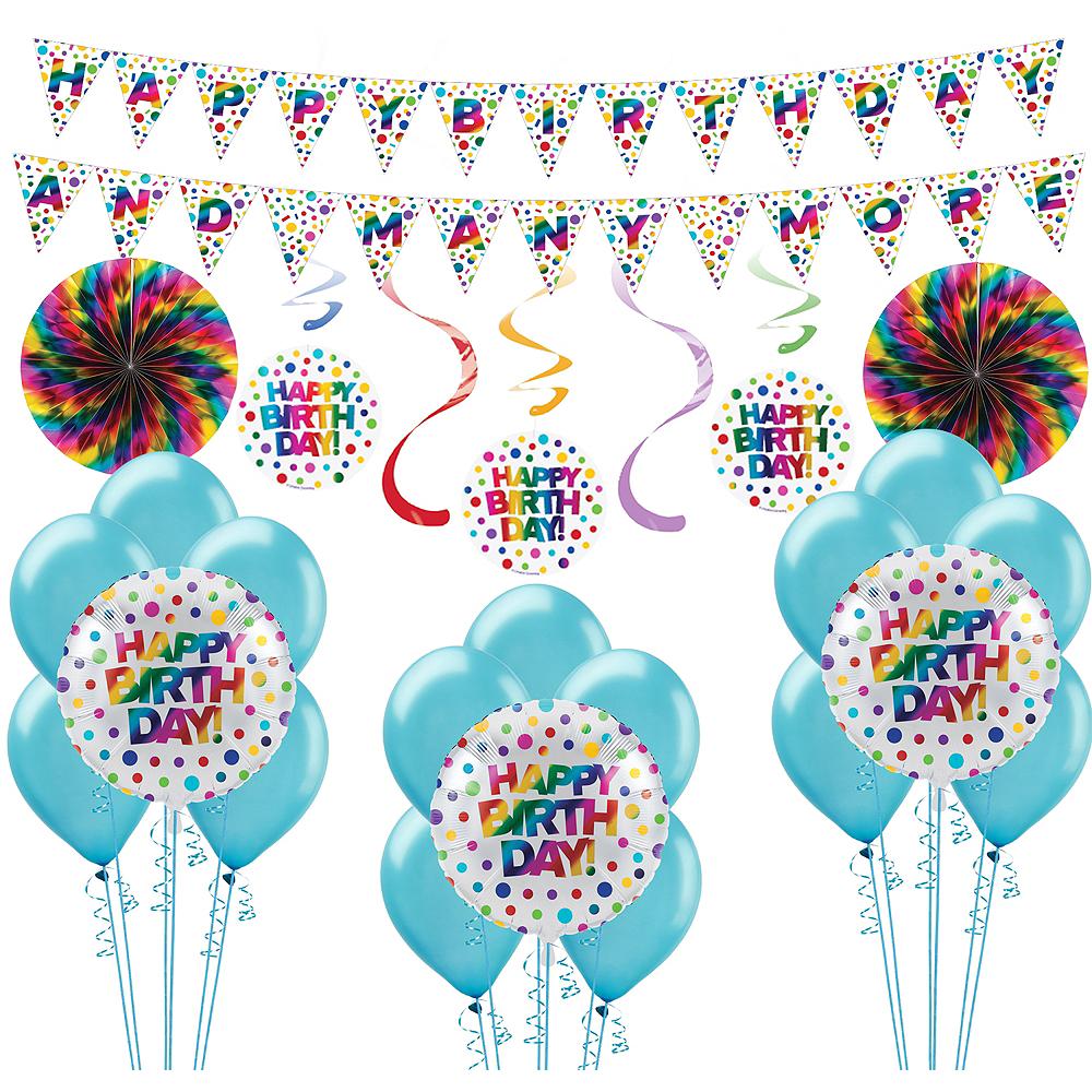 Metallic Rainbow Decorating Kit Image #1