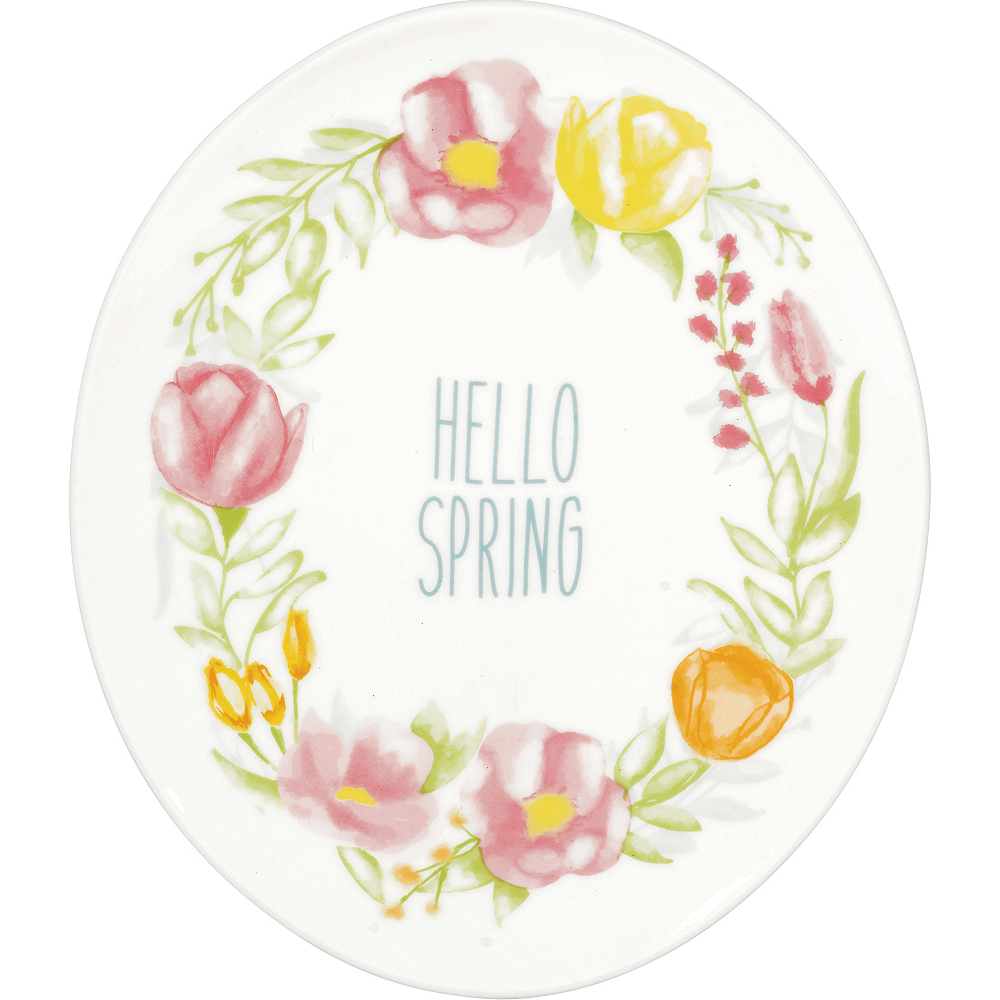 Nav Item for Hello Spring Platter Image #1