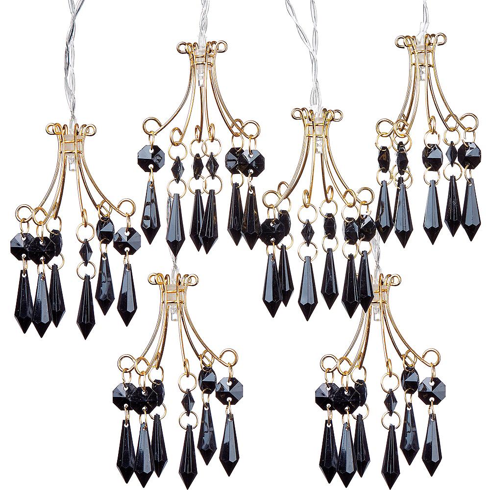 Chandelier LED String Lights Image #1