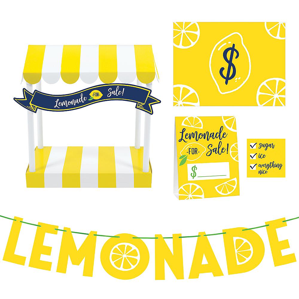 Lemonade Stand Decorating Kit 42pc