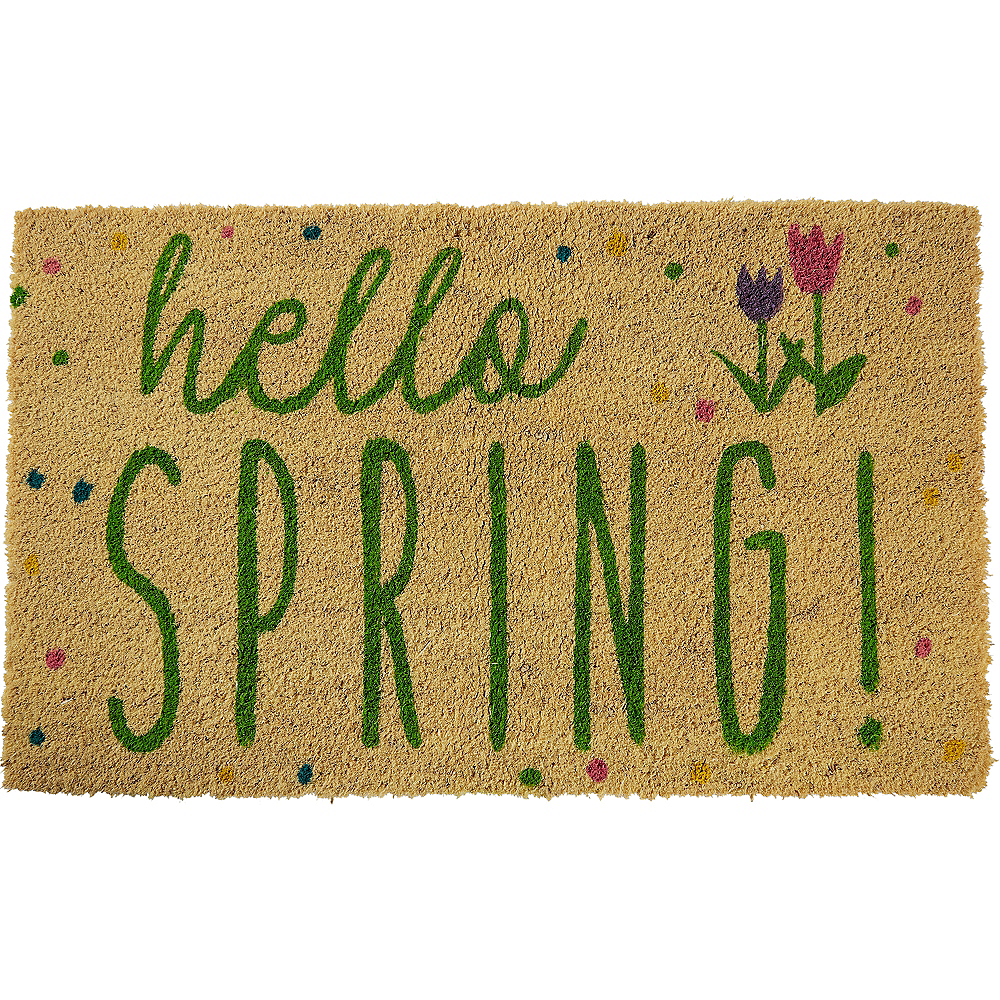 Nav Item for Hello Spring Doormat Image #1