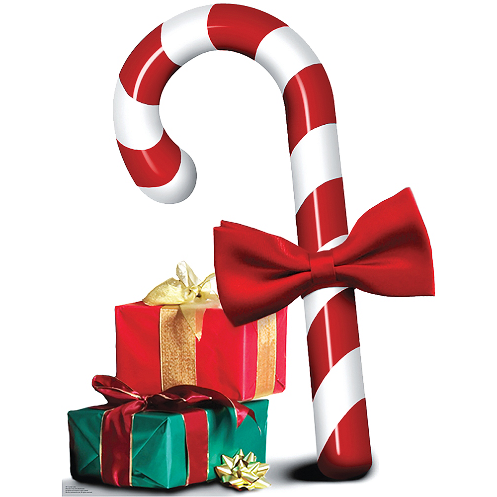 Candy Cane Standee Image #1