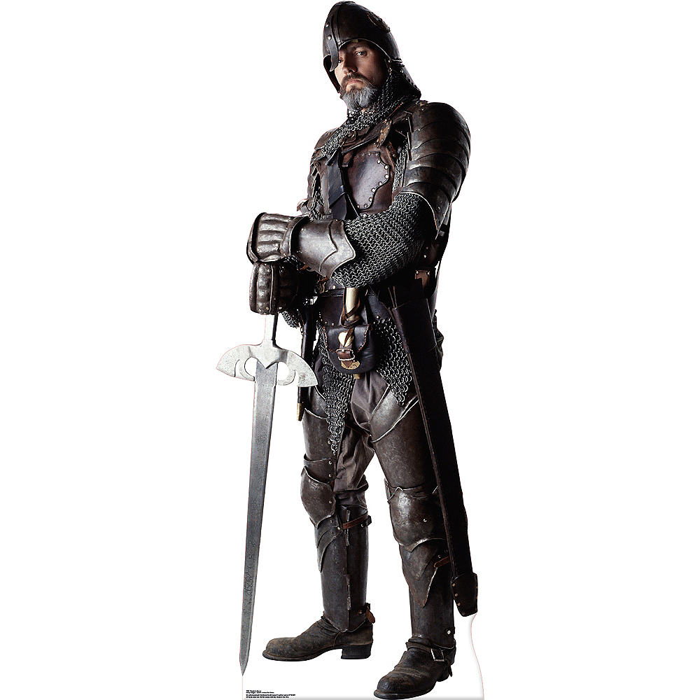 Nav Item for Knight in Shining Armor Life-Size Cardboard Cutout Image #1